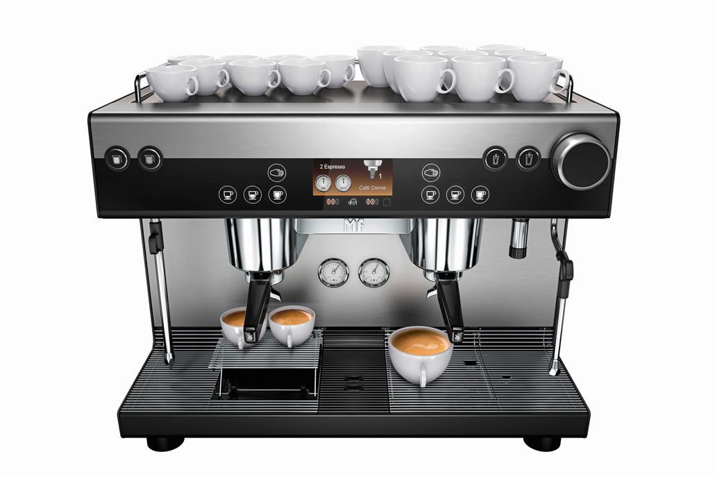 Bekannt WMF Espresso Kaffeemaschine XG54