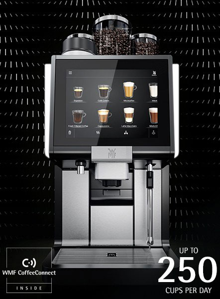 WMF 5000s+ Kaffeemaschine