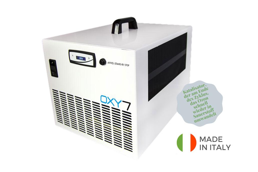 OXY 7 - desinfizierender Luftgenerator