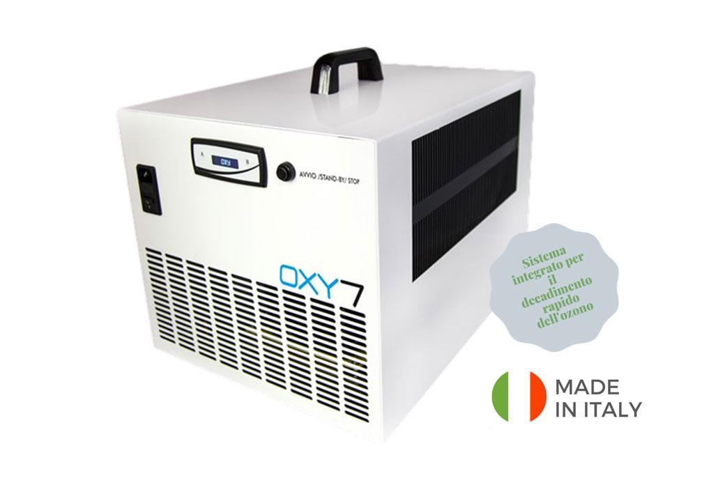 OXY 7 - generatore di aria disinfettante