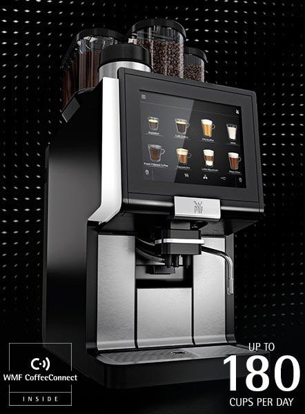 WMF 1500S+ Kaffeemaschine